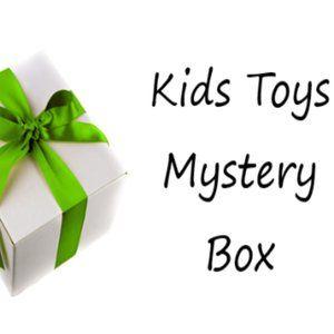 Kids Toys Mystery Box, 5 toys